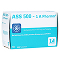ASS 500-1A Pharma 100 St�ck