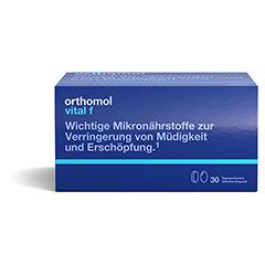 ORTHOMOL Vital F 30 Tabl./Kaps.Kombipackung 1 Stück