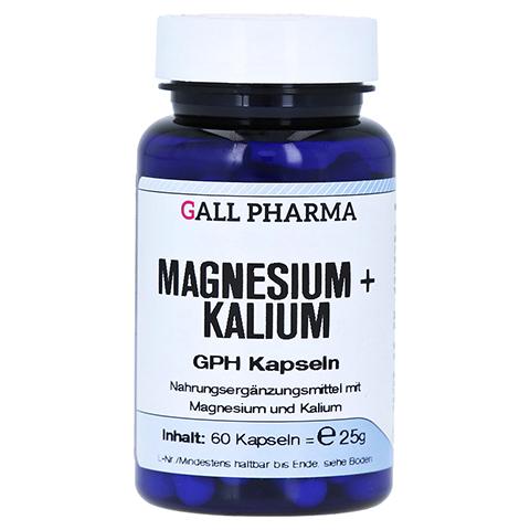 MAGNESIUM+KALIUM GPH Kapseln 60 St�ck