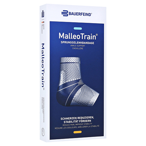 MALLEOTRAIN Sprunggelenkb.links Gr.2 titan 1 Stück