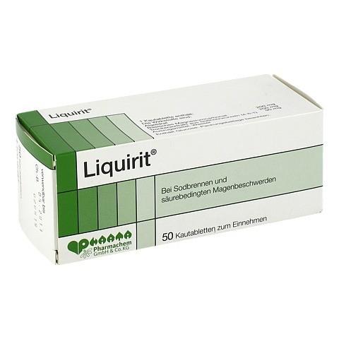 Liquirit 50 St�ck N2