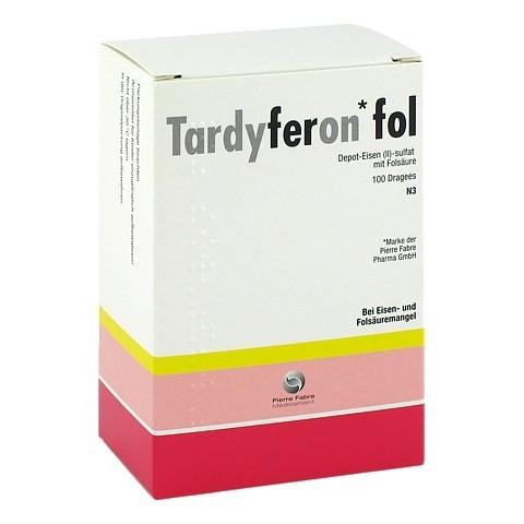 Tardyferon-Fol 100 Stück N3
