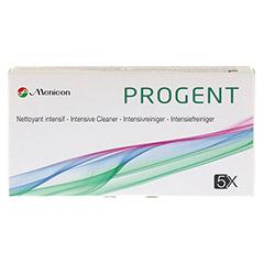 PROGENT Intensivrein.f.formstab.Kontaktlinsen Amp. 5 Stück - Vorderseite