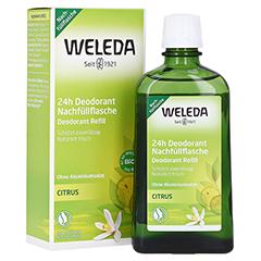 WELEDA Citrus Deodorant Nachfüllflasche 200 Milliliter