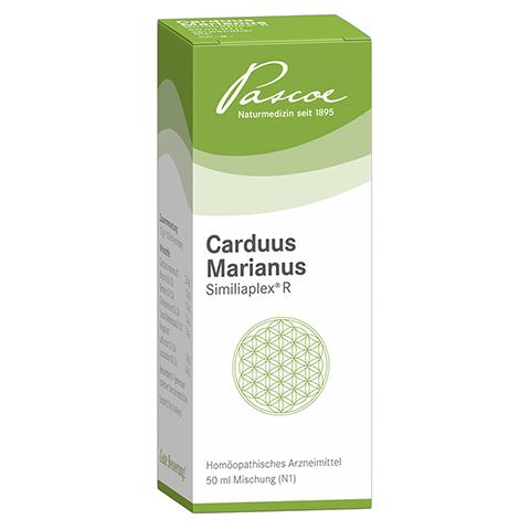 CARDUUS MARIANUS SIMILIAPLEX R Tropfen 50 Milliliter N1