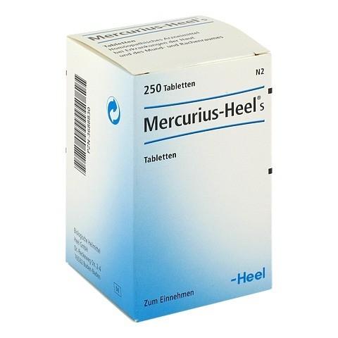Mercurius Heel S Tabletten 250 Stück N2