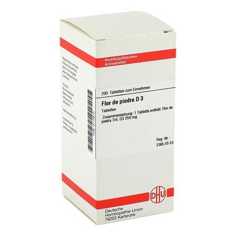 FLOR DE PIEDRA D 3 Tabletten 200 Stück N2
