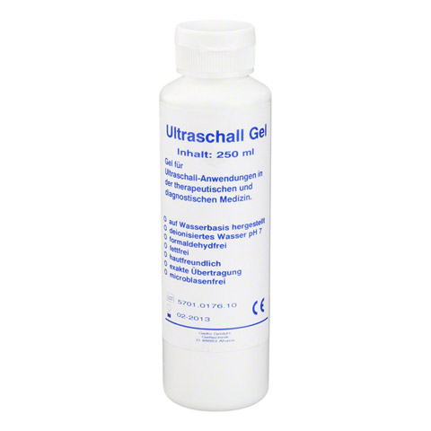 ULTRASCHALLGEL 250 Milliliter