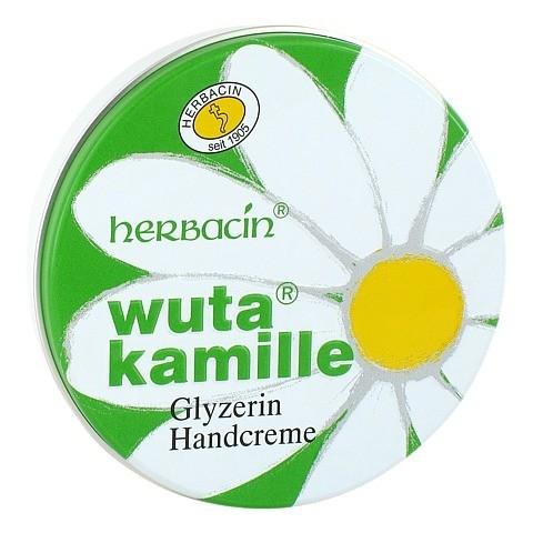 WUTA Kamille Handcreme Dose 75 Milliliter