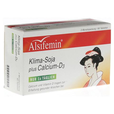 ALSIFEMIN Klima-Soja plus Calcium D3 Tabletten 60 St�ck