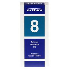 BIOCHEMIE Orthim 8 Natrium chloratum D 6 Tabletten 400 Stück N3 - Vorderseite