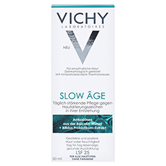 Vichy SLOW AGE Fluid 50 Milliliter - Vorderseite