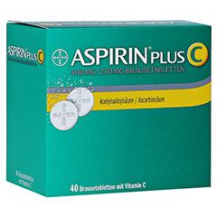 Aspirin plus C 40 Stück