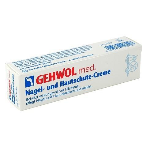 GEHWOL MED Nagel- und Hautschutzcreme 15 Milliliter