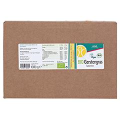 GERSTENGRAS 500 mg Bio Tabletten 2000 St�ck - Vorderseite