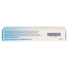 Bepanthen Antiseptische Wundcreme 20 Gramm N1 - Unterseite