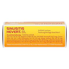SINUSITIS HEVERT SL Tabletten 40 Stück N1 - Oberseite
