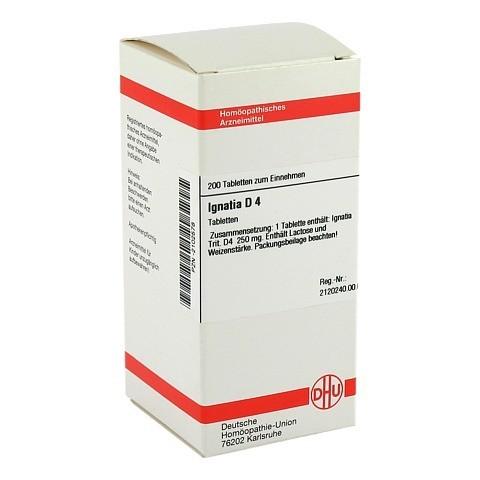 IGNATIA D 4 Tabletten 200 Stück N2