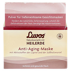 LUVOS Anti-Aging-Maske zum Anrühren 90 Gramm - Vorderseite