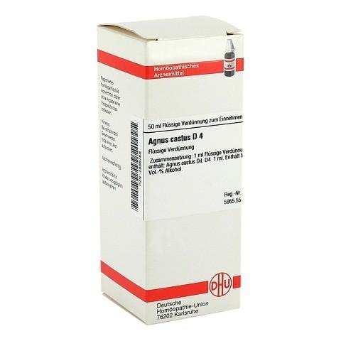 AGNUS CASTUS D 4 Dilution 50 Milliliter N1