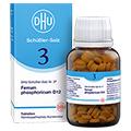 BIOCHEMIE DHU 3 Ferrum phosphoricum D 12 Tabletten 420 Stück N3