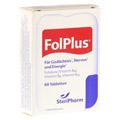 FOLPLUS laktosefrei Tabletten 60 Stück