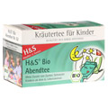 H&S Bio Kinder Kräuter-Abendtee Filterbeutel 20 Stück
