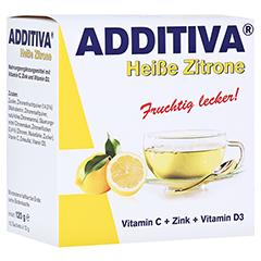 ADDITIVA heiße Zitrone Pulver 120 Gramm