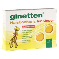 GINETTEN Kinder Halsbonbon 24 Stück