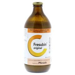 FRESUBIN ORIGINAL Pfirsich 500 Milliliter