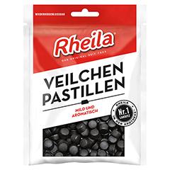 RHEILA Veilchen Pastillen mit Zucker 90 Gramm