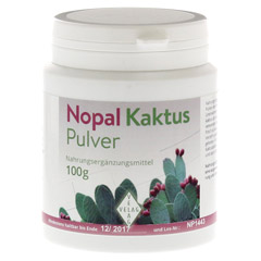NOPAL Kaktus Pulver 100 Gramm