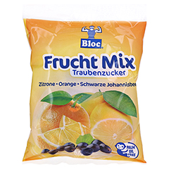 BLOC Traubenzucker Frucht Mischung Btl. 75 Gramm