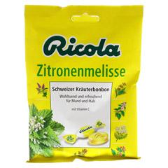 RICOLA m.Z.Beutel Zitronenmelisse Bonbons 75 Gramm
