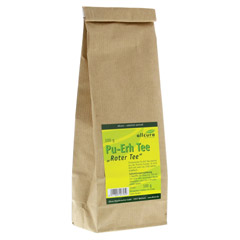 PU ERH Tee Roter Tee 100 Gramm