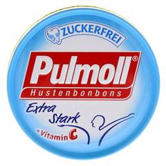 PULMOLL Hustenbonbons extra stark zuckerfrei 50 Gramm