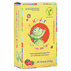 Kinder Vitaminchen Bonbons 28 Stück