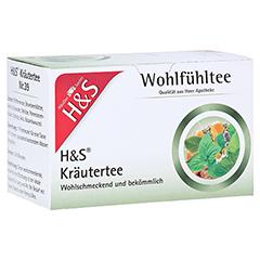 H&S Kräutertee Mischung Filterbeutel 20 Stück