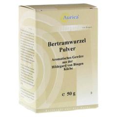 BERTRAMWURZELPULVER Aurica 50 Gramm