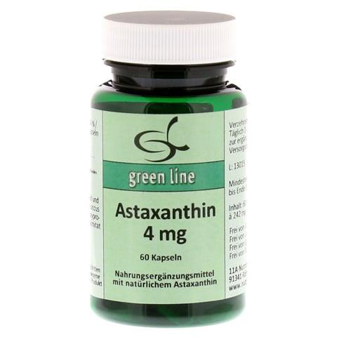 Astaxanthin 4 mg Kapseln 60 Stück