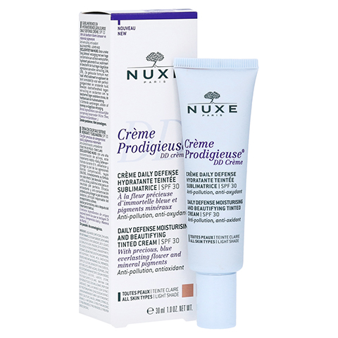 NUXE Creme Prodigieuse DD Cream 01 hell 30 Milliliter