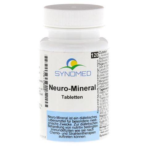 NEURO MINERAL Tabletten 120 Stück