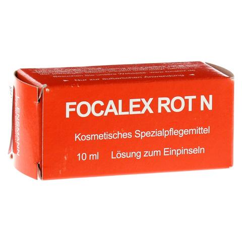 FOCALEX rot Tinktur 10 Milliliter