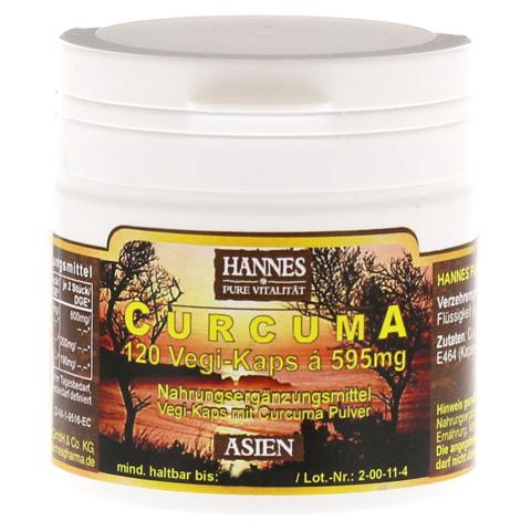 CURCUMA VEGI-Kaps 450 mg 120 Stück