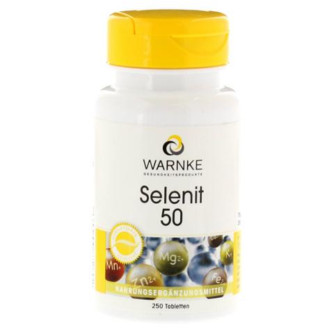 SELENIT 50 Tabletten 250 Stück