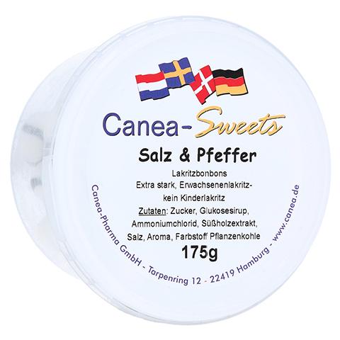 SALZ & PFEFFER Lakritz 175 Gramm