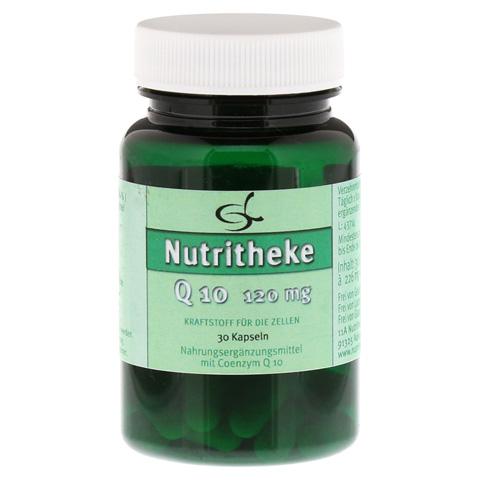 Q10 120 mg Kapseln 30 Stück