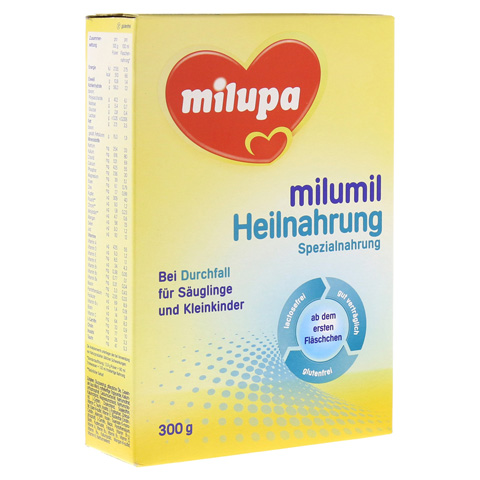 MILUPA MILUMIL Heilnahrung Pulver 300 Gramm