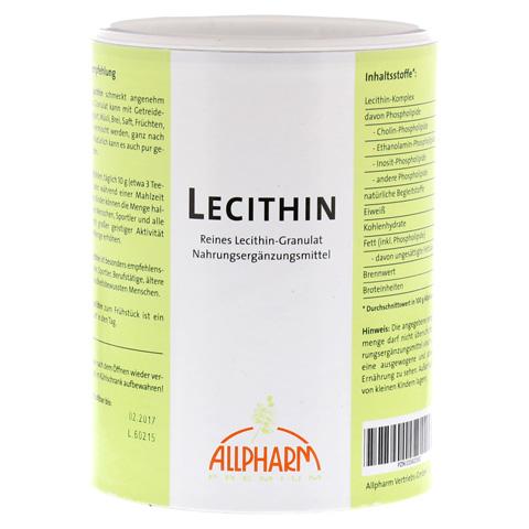 LECITHIN GRANULAT 200 Gramm