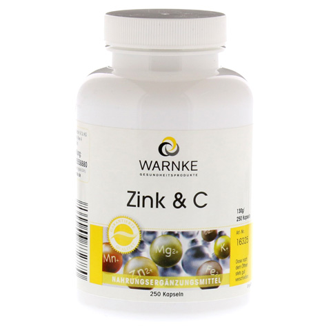 ZINK & C Kapseln 250 Stück